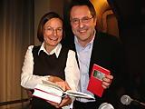 Frische Buchtipps mit Annemarie Stoltenberg und Rainer Moritz