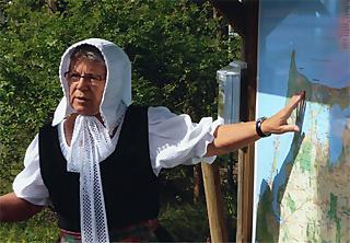 Historischer Rundgang mit Margarethe