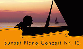 Sunset Piano Concert No 12