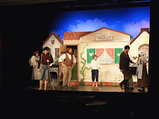 Premiere des Weihnachtsmärchens der Theatergruppe Schlündelgründer