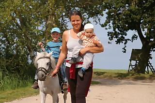 Ponyreiten [Mo bis Fr 10.00-12.00 und 14.00-18.00 Uhr]