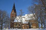 Adventsmusik in der Kirche Damgarten mit dem Kirchenchor Damgarten-Saal, Posaunenchor Graal-Müritz