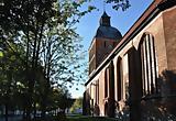 """""""Schlagwerk trifft Trompete"""" Orgelkonzert Plus"""