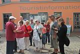 Krakow am See: 700 Schritte rund ums Rathaus