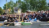 16. Sommerfest mit Badewannenrennen