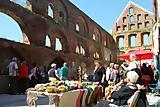 Bad Doberan: Kunsthandwerkermarkt