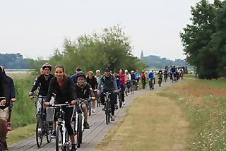 Radtour rund um den Bodden
