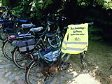 Sonntags-Radtour mit Andrea Krüger