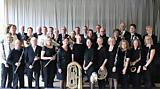 Konzert mit dem Mölnlycke Blåsorkester (Schweden)
