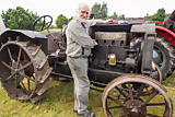 Diesel- u. Dampftage - Freies Treffen historischer Fahrzeuge