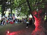 Kaiserbäder Insel Usedom: Baumlesung mit dem Märchenbaum Hugo