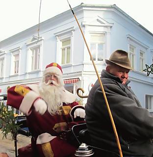 Bad Doberan: Weihnachtliches Cityfest & Weihnachtsmarkt