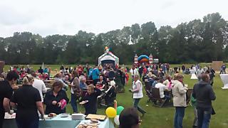 Koserow: Kinderfest am Forsthaus Damerow