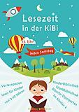 Lesezeit in der KinderBibliothek