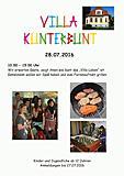 Ferienkalender - Villa Kunterbunt